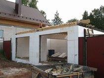 Строительство гаражей под ключ. Самарские строители.