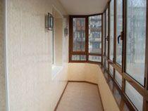 Ремонт балкона в Самаре. Ремонт лоджии