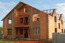 Строительство домов из кирпича в Самаре и пригороде