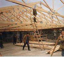 Строительство крыш в Самаре и пригороде