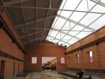 Строительство складов в Самаре и пригороде, строительство складов под ключ г.Самара