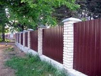 Строительство заборов, ограждений в Самаре